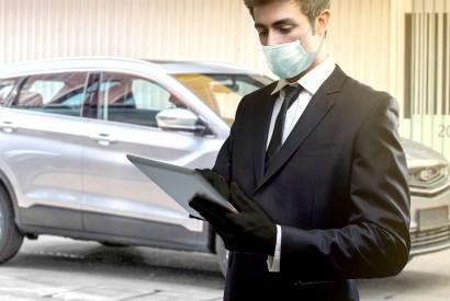 Бесконтактная приемка автомобиля в сервис